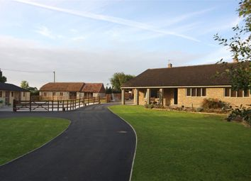 Thumbnail 4 bed equestrian property for sale in Pen Selwood, Wincanton, Somerset