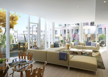 Thumbnail 2 bed flat for sale in Battersea Power Station, Kirtling Street, Nine Elms