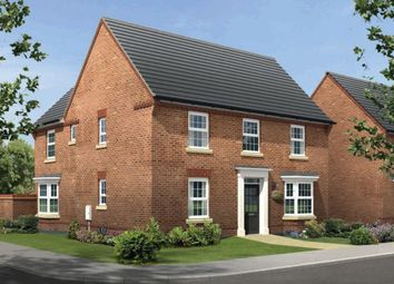 Thumbnail 4 bed detached house for sale in Blenheim Close, Stafford