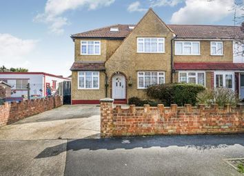Thumbnail 5 bed end terrace house for sale in Church Rise, Chessington, Surrey