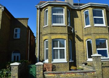 Thumbnail 2 bed semi-detached house to rent in York Avenue, East Cowes