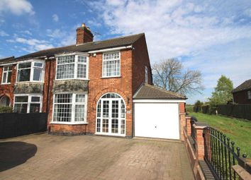 Thumbnail 4 bed semi-detached house for sale in Leicester Road, Thurcaston, Leicester