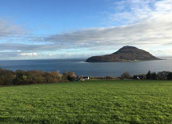 Thumbnail Land for sale in Shore Road, Clauchlands, Lamlash, Isle Of Arran