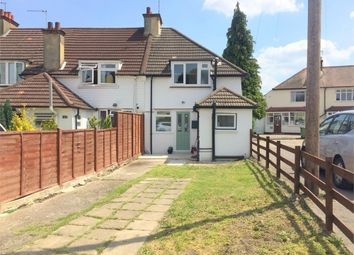 Thumbnail 2 bed end terrace house for sale in Horton Hill, Epsom
