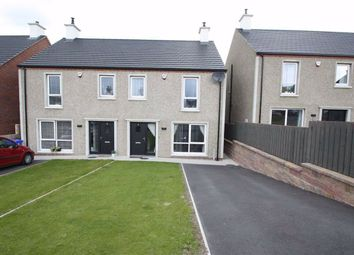 Thumbnail 3 bed semi-detached house for sale in Pheasant Hill, Ballynahinch, Down
