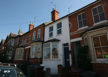 Thumbnail 3 bed terraced house for sale in Amherst Road, Reading