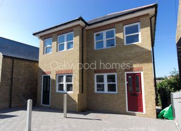 Thumbnail 2 bed semi-detached house for sale in Grotto Gardens, Margate
