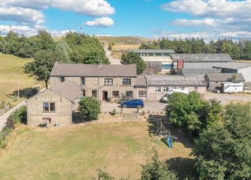 Thumbnail 4 bed barn conversion for sale in Tong Lane, Bacup, Lancashire