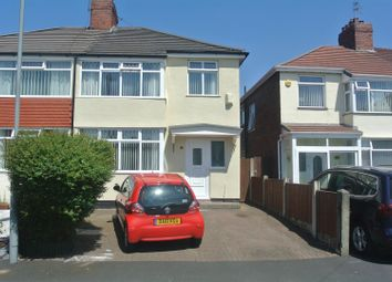 Thumbnail 3 bed semi-detached house for sale in Malvern Crescent, Bowring Park, Liverpool