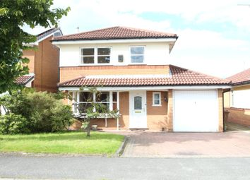 Thumbnail 4 bedroom detached house for sale in Elmsfield Avenue, Norden, Rochdale, Greater Manchester