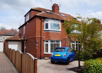 Thumbnail 3 bed property to rent in Moorgarth Avenue, York