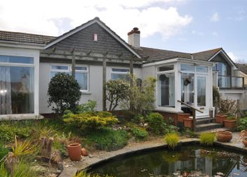 Thumbnail 3 bedroom detached bungalow for sale in Channel View, Mortehoe, Woolacombe