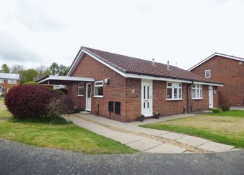 Thumbnail 2 bed bungalow for sale in Holyhead Close, Callands, Warrington