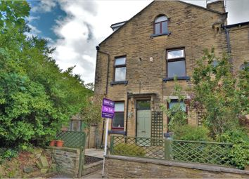 Thumbnail 3 bed end terrace house for sale in Grange Terrace, Bradford
