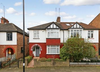 Thumbnail 4 bed semi-detached house for sale in Kelross Road, London