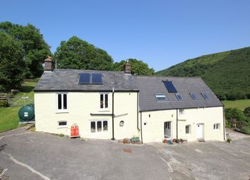 Thumbnail 5 bed detached house for sale in Dyffryn Crawnon, Llangynidr, Crickhowell