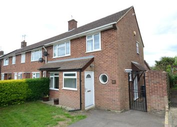 3 bed end terrace house for sale in Fawley Road, Reading, Berkshire RG30