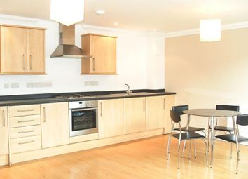 Thumbnail 1 bed flat to rent in College Road, London