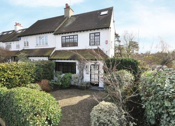 Thumbnail 3 bed semi-detached house for sale in Nightingale Lane, Bromley