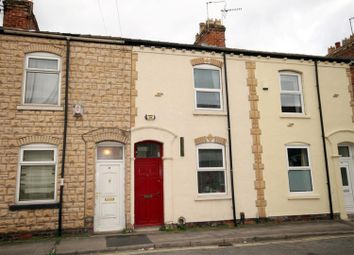 Thumbnail 2 bed terraced house for sale in Newborough Street, Clifton, York