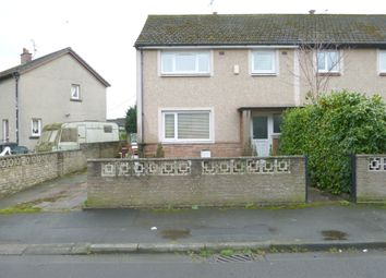 Thumbnail 3 bed end terrace house for sale in Clarinda Drive, Dumfries