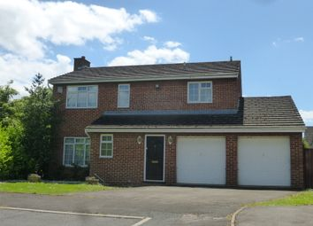 Thumbnail 4 bedroom detached house for sale in Ladywell Close, Hempsted, Gloucester