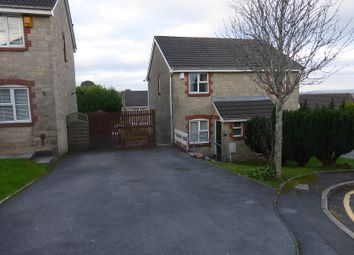 Thumbnail 2 bed semi-detached house to rent in Ffordd Dewi, Morriston, Swansea