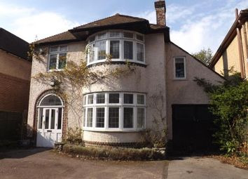Thumbnail 3 bedroom detached house for sale in Bassett, Southampton, Hampshire