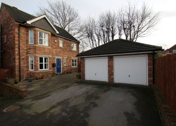 4 bed detached house for sale in Temple Court, Wakefield, West Yorkshire WF1