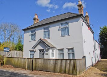 5 bed detached house for sale in Wootton Road, Tiptoe, Lymington SO41