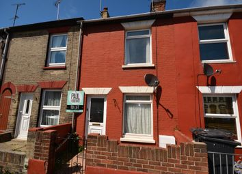 Thumbnail 2 bed terraced house to rent in Alma Road, Lowestoft, Suffolk