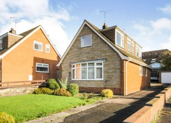 Thumbnail 3 bed detached house for sale in Highview Close, Hady, Chesterfield