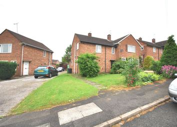 Thumbnail 2 bed semi-detached house to rent in Rose Wood Close, Chesterfield