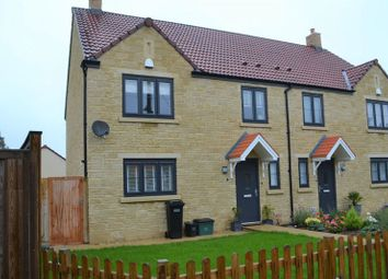 Thumbnail 3 bed semi-detached house for sale in Peasedown St. John, Bath
