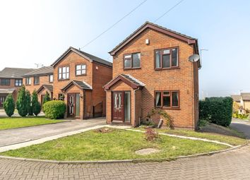 3 bed detached house for sale in Wroxham Close, Helsby, Frodsham WA6