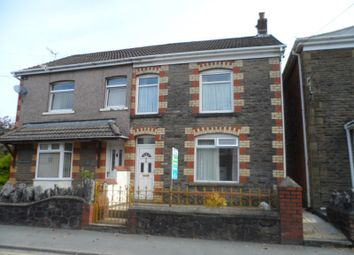 Thumbnail 3 bed property to rent in Station Road, Ystradgynlais, Swansea