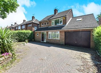 Thumbnail 3 bed detached house for sale in Stenson Road, Littleover, Derby