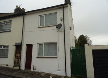 Thumbnail 3 bed end terrace house for sale in Sturla Road, Chatham, Kent.