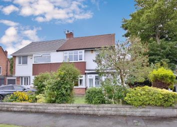 Thumbnail 3 bed semi-detached house for sale in Jocelyn Close, Spital, Wirral