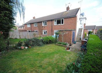 Thumbnail 2 bedroom flat for sale in Reedings Way, Sawbridgeworth