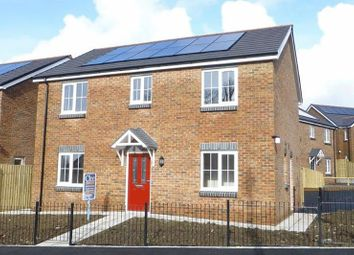 Thumbnail 4 bed detached house for sale in Plot 3, Colonel Road, Ammanford