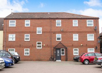 Thumbnail 1 bed flat for sale in St. Johns Court, Grantham