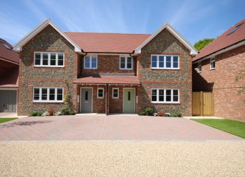 Thumbnail 4 bed semi-detached house for sale in The Paddock, Timbers Lane, Nuffield