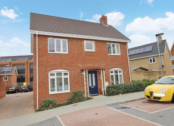 Thumbnail 3 bed detached house for sale in Orchid Drive, Town Centre, Hemel Hempstead