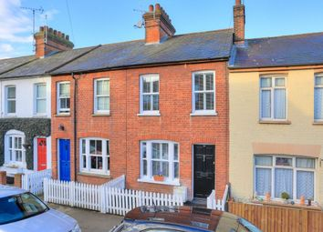 Thumbnail 3 bed terraced house for sale in Cannon Street, St.Albans