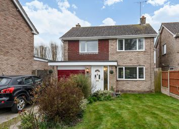 Thumbnail 3 bed detached house for sale in Icknield Close, Didcot