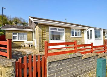 Thumbnail 4 bed semi-detached bungalow for sale in Rew Close, Ventnor, Isle Of Wight
