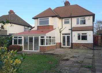 Thumbnail 4 bed detached house to rent in Blackwood Avenue, Woolton Hill