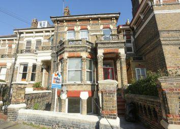 Thumbnail 3 bed flat for sale in Marlborough Road, Ramsgate