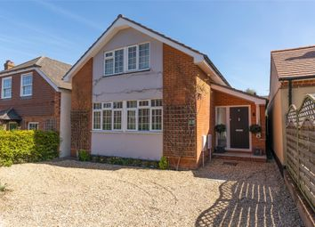Thumbnail 4 bed detached house for sale in Chestnut Lane, Weybridge, Surrey